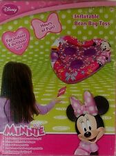 Disney Minnie Mouse Inflatable Bean Bag Toss