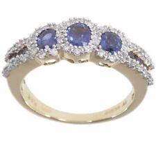 Diamond Cocktail Sapphire Fine Rings