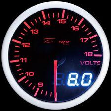 52mm Depo Racing Digital Volt Battery charge gauge WA5291LED