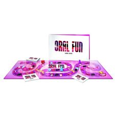 Oral Fun Board Game Eating Out Stay In Couples Date Night Foreplay Spicy Gift