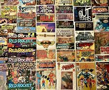 Comic Book Lot 2,500 Marvel / DC / PSR's, #1's, Variant's, Rare Comics 1971-2010