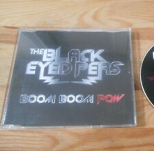 CD Pop Black Eyed Peas-Boom Boom Pow (2 Song) Promo Interscope SC