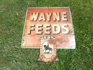 Vintage Farm Sign For Sale Ebay