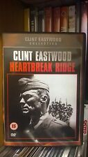 "***FILM IN DVD : ""HEARTBREAK RIDGE (GUNNY)"" - Guerra, USA 1986"