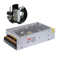 AC 110V/220V To DC 12V 240W 20A Switch Power Supply Driver Adapter F/ 3D Printer
