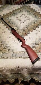 Beeman GT600 Break Barrel Single Shot .177 Pellet Air Rifle VG Condition.