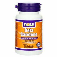 Calivita, Beta Carotene, 100 capsules