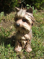 LATEX MOULD MOULDS MOLD.        SITTING YORKSHIRE TERRIER DOG