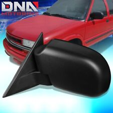 FOR 1998-2004 CHEVY S10 GMC SONOMA POWER+HEATED LEFT SIDE DOOR MIRROR 15105941