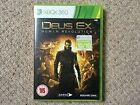Deus Ex Human Revolution - Xbox 360 Complete UK PAL
