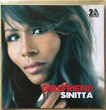 SINITTA * GIRLFRIEND * UK 6 TRK CD * HTF! * PEBBLES