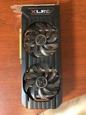 PNY GeForce GTX 1070 8GB XLR8 Gaming Overclocked Edition Graphic Card no box