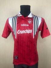 1.FC KAISERSLAUTERN 1996/1998 HOME FOOTBALL SOCCER JERSEY TRIKOT ADIDAS SIZE XS