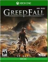 Greedfall (Microsoft Xbox One XB1) Role playing Video Game Brand New Sealed