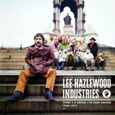 LEE HAZLEWOOD There's A Dream I've Been Saving DELUXE 4 CD & 1 DVD 5 DISC BOX