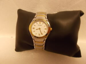 Vintage Pulsar Quartz Ladies Watch New Battery Fitted (small bracelet)