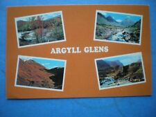 POSTCARD HEREFORDSHIRE HEREFORD - ARGYL GLENS MULTI VIEW
