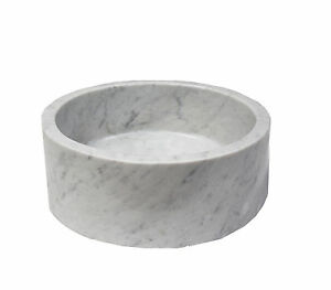 Marble Sink Bowel Basin Vessel Vanity Top Counter Top Kitchen Sink Island Top