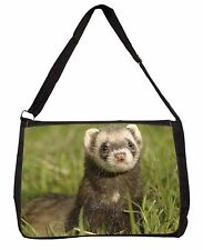 Polecat Ferret Glass Paperweight in Gift Box Christmas Present FER-1PW