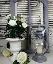 Deko-Kerzenständer & -Teelichthalter im Landhaus-Stil aus Metall