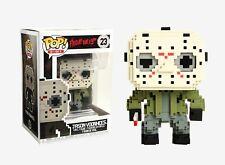 Funko Pop 8-Bit: Friday the 13th - Jason Voorhees Vinyl Figure Item No. 24596