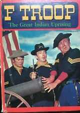 F Troop The Great Indian Uprising 1967 Tv Show Vintage