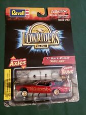 """Revell 71 1971 Buick Riviera """"Ruby Lipz"""" Lowriders Auth Detailed Collectible Car"""