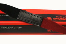 Artisan & Artist Red Label AC310 Camera Strap - BLACK RED