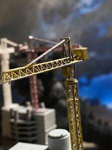 EYEPOP 1/450 3 Cranes 🏗