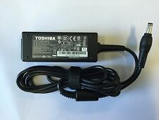 Brand New Genuine Toshiba 30W Charger AC Adapter 19V 1.58A Model: PA3743E-1AC3