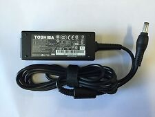 Brand New Genuine Toshiba 30W Charger AC Adapter 19V 1.58A Model: PA3743E-1AC3