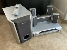 Sony DVD Home Theater System DAV-DX375 1000 Watts Good Condition