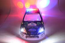 RC LED Police Light Bar Custom Light Set - PL2W2R10-2RF2BF5