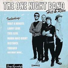 Hit and Run One Night Band MUSIC CD