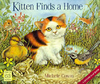 Kitten Finds a Home: A Lift-the-flap-book (Happy cat paperbacks), Coxon, Michele