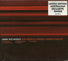 JIMMY EAT WORLD Middle LIVE & ACOUSTIC & UNRELEASED &ACOUSTIC CD Prodigy Cover