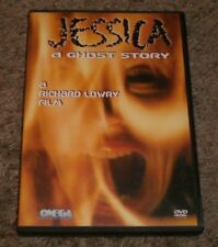 Jessica A Ghost Story~RARE 1991 Horror DVD~Richard Lowry~Paul Nixon~FAST SHIP!!!
