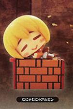 Attack on Titan Armin Cell Phone Plug Mascot Licensed NEW