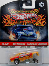 """Vintage Funny Car Dodge Challenger """"Teachers Pet"""" Limited! New in Package!"""