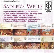 Various: The Sadler's Wells Opera Sampler - CD Album (2003)
