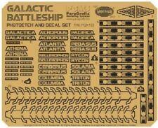 Paragrafix 133   1/4105 Battlestar Galactica BS75 Spaceship Super for Moebius