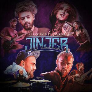 Jinger Alive in Melbourne CD NEW