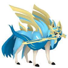 Zacian shiny niveau 100 6Ivs @ Épée Rouillée sur Pokémon Épée ou Bouclier