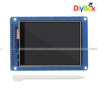 HY32D 3.2inch 320x240 Touch LCD Screen LCM Graphic TFT LCD Display Module Rev