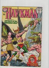 Hawkman #7 - Attack Of The Crocodile Men! - 1965 (Grade 6.5) WH