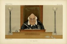 JUDGE BENCHER BARRISTER CHIEF MAGISTRATE EDUCATED AT TRINITY COLLEGE OXFORD