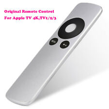 Silver Replacement Remote Control Controller A1294 for Apple TV TV2 TV3 TV4 BT