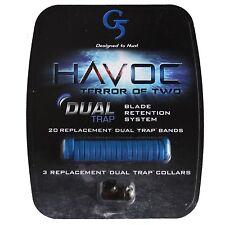 G5 Broadhead Havoc Dual Trap Replacement Collar Kit 947 #00994