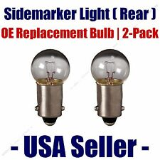 Sidemarker (Rear) Light Bulb 2pk - Fits Listed Cadillac Vehicles - 1895