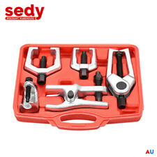 5pc Ball Joint Remover Set Front End Service Kit Tie Rod Pitman Arm Auto Tools